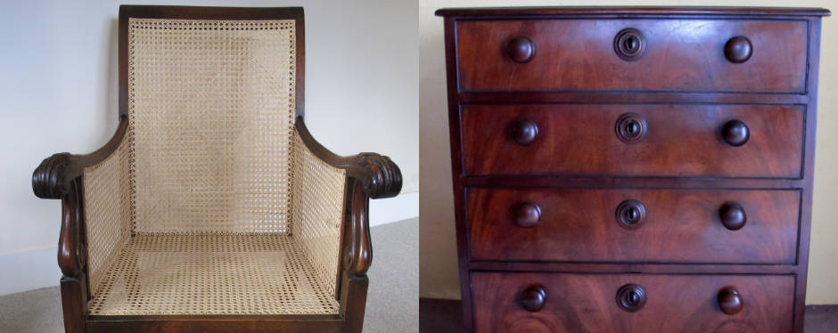 Antique Furniture from Oakfield Gallery